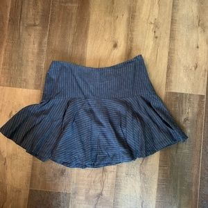 Banana Republic Fluttery mini-skirt